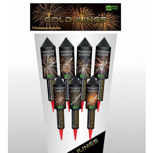 Feuerwerk kaufen München Goldjungs