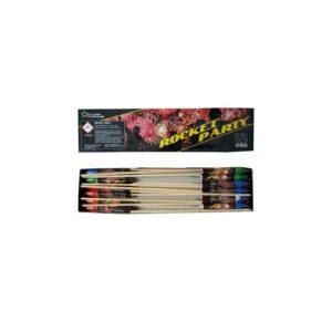 Feuerwerk kaufen München Rocket Party